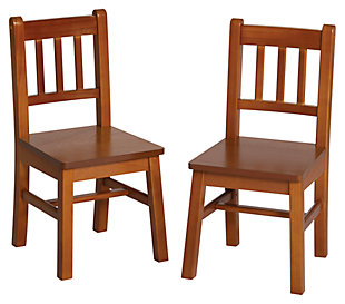 Home Accents Mission Table and Chairs, , large