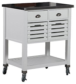 Robbin Kitchen Cart, , rollover