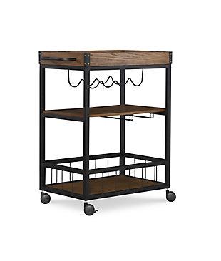 Austin Kitchen Cart, , large