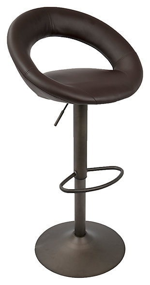 Posano Bar Stool (Set of 2), , large