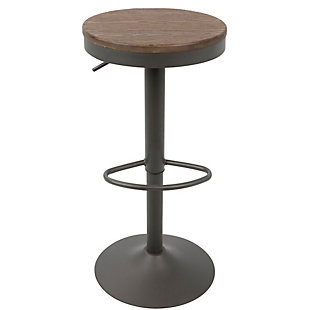 LumiSource Dakota Bar Stool (Set of 2), , rollover