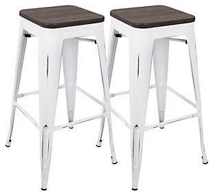 Oregon Bar Stool (Set of 2), , rollover