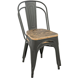 LumiSource Oregon Dining Chair (Set of 2), , rollover