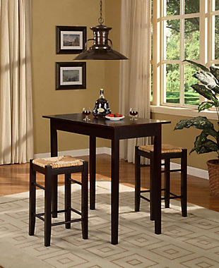 Brady 3-Piece Counter Height Set, , rollover