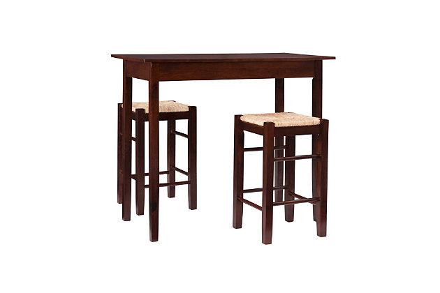 Brady 3-Piece Counter Height Set, , large