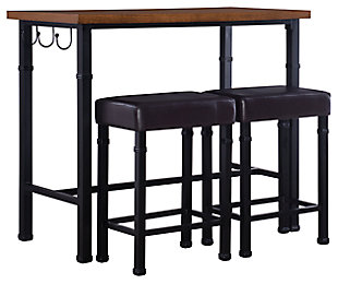 Austin 3-Piece Pub Set, , large