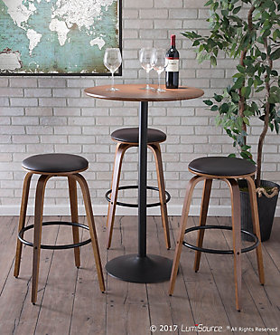 Bar Height Bar Stools Enjoy Comfortably Ashley