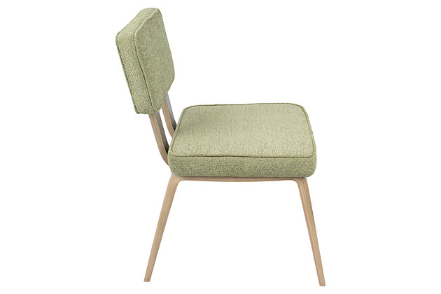 Nunzio Chair (Set of 2), Light Green, large