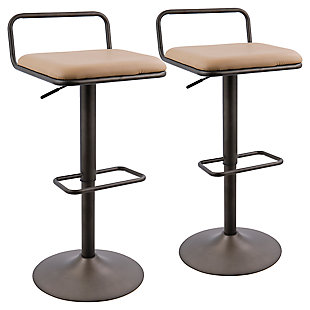 Lumisource Beta Barstool  (Set of 2), , large