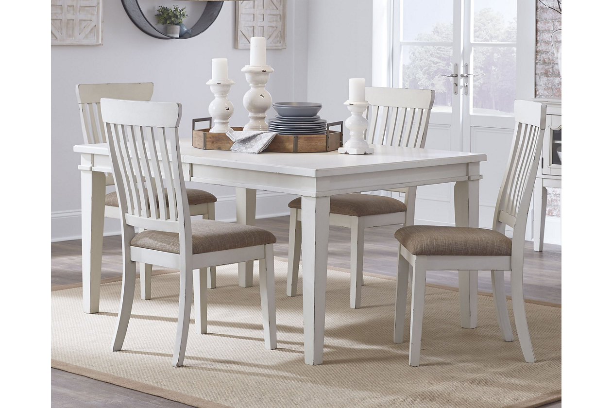 Admirable Danbeck Dining Room Extension Table Ashley Furniture Homestore Bralicious Painted Fabric Chair Ideas Braliciousco