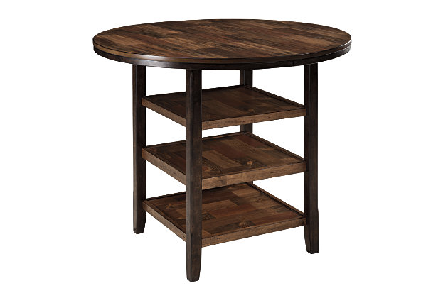 moriann counter height dining room table ashley