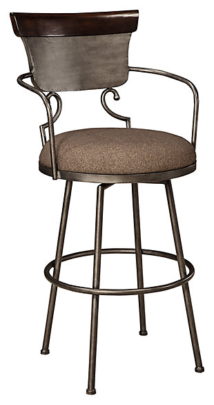 Moriann Bar Height Bar Stool, , large