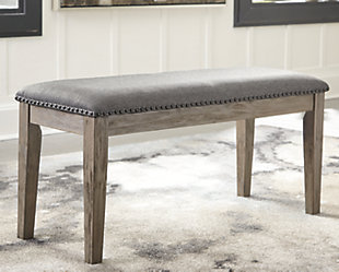 Aldwin Dining Room Bench, , rollover
