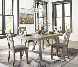 Aldwin Dining Table and 4 Chairs, , rollover