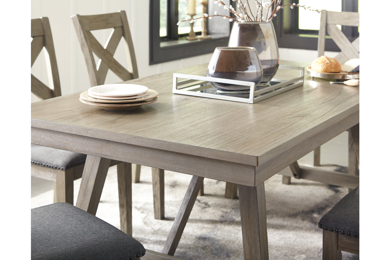 Aldwin Dining Table Ashley Furniture Homestore