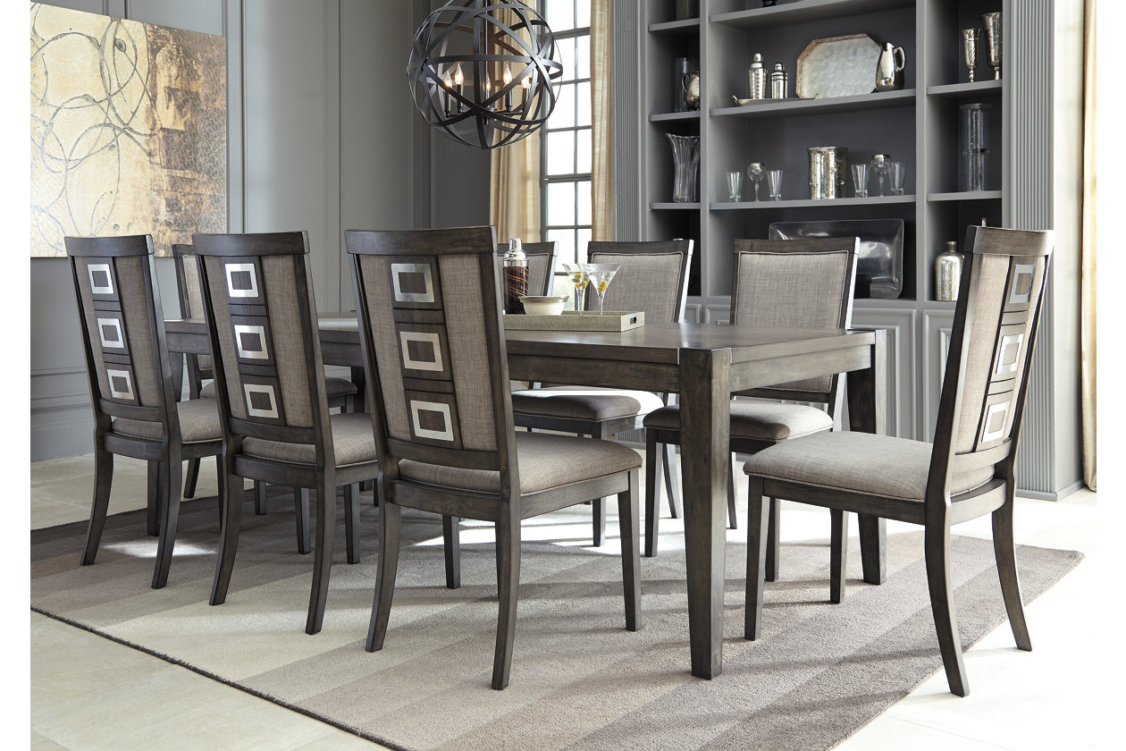 Chadoni Dining Room Table | Ashley Furniture HomeStore