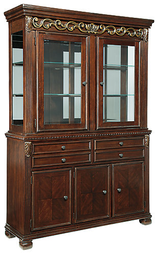 Leahlyn Buffet and Hutch, , large