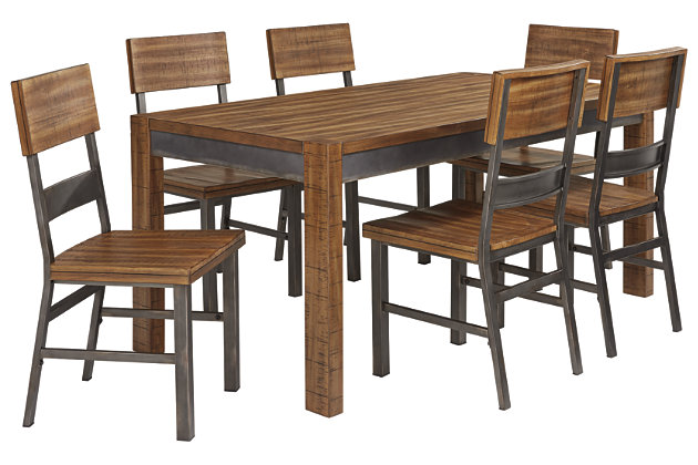 Harlynx 5-Piece Dining Room, , large