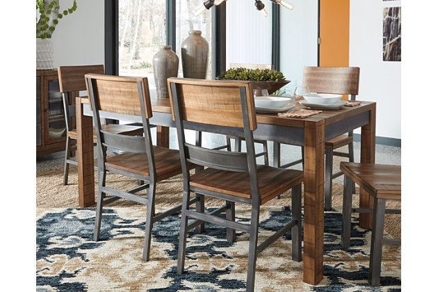 Harlynx Dining Room Table, , large