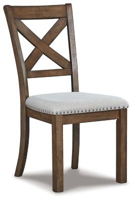 Moriville Dining Chair Ashley Furniture Homestore
