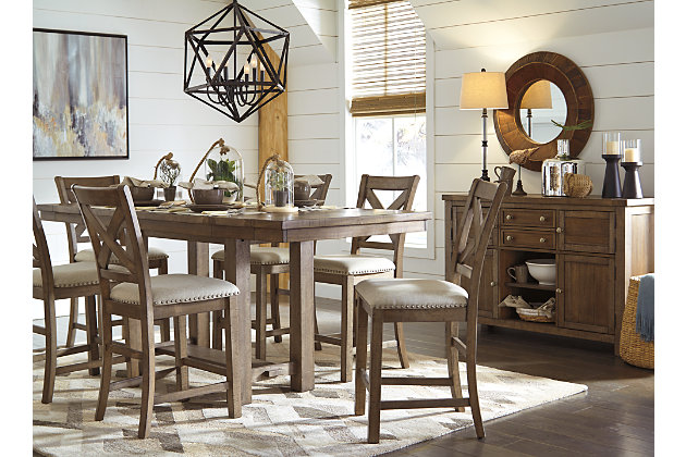 moriville dining room server ashley furniture homestore