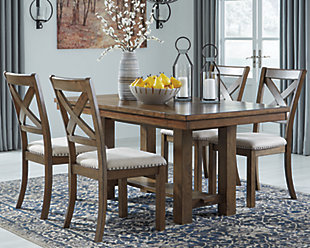 Moriville Dining Extension Table, , rollover