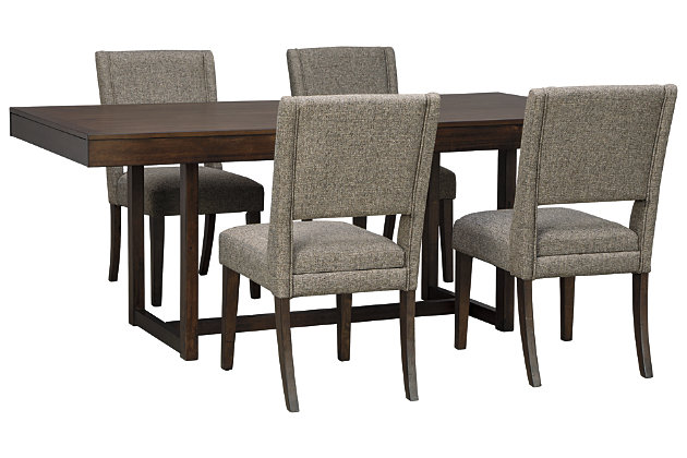 Starmore Dining Table and 4 Chairs, , large