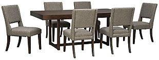 Starmore Dining Table and 6 Chairs, , large