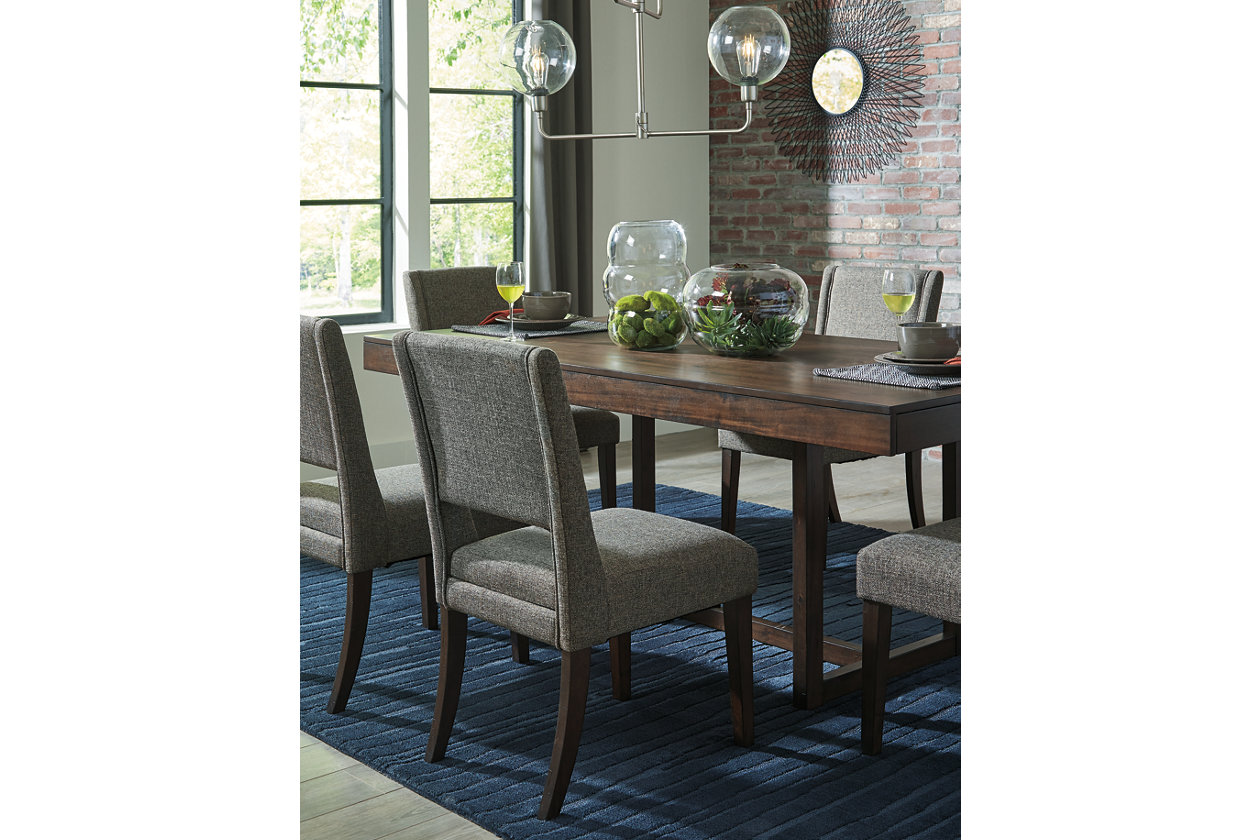 Amazing Starmore Dining Room Table Ashley Furniture Homestore Bralicious Painted Fabric Chair Ideas Braliciousco