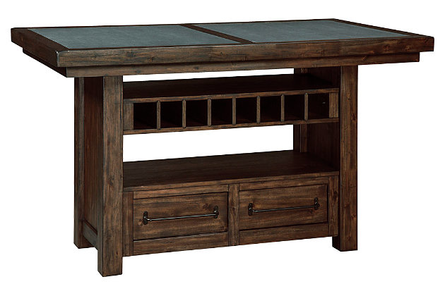 Starmore Counter Height Dining Room Table | Ashley Furniture HomeStore