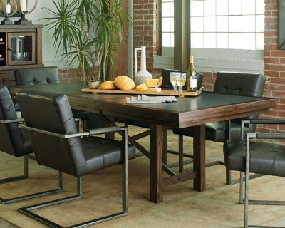 Starmore Dining Room Table by Ashley HomeStore, Brown