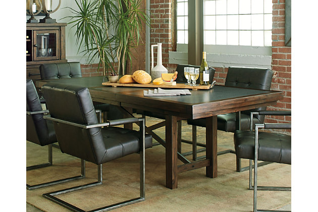 Starmore dining room table ashley furniture homestore for Starmore ashley furniture bedroom