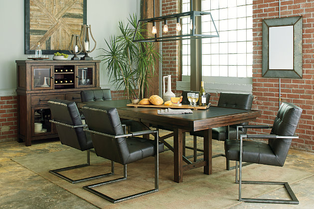 Starmore Dining Room Table Ashley Furniture Homestore