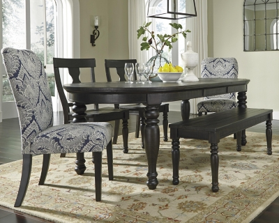 Sharlowe Dining Room Chair Ashley Furniture HomeStore