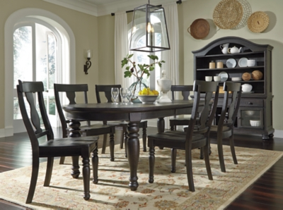 Sharlowe Dining Room Table Ashley Furniture HomeStore