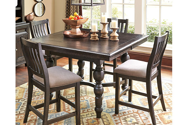 Townser Counter Height Dining Room Table | Ashley Furniture HomeStore