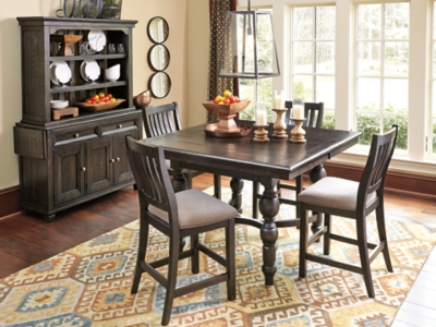 Townser Counter Height Dining Room Table Ashley Furniture HomeStore