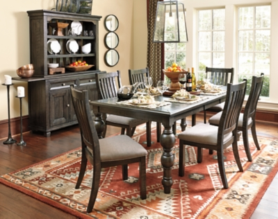 Townser 5Piece Dining Room Ashley Furniture HomeStore