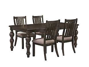 Townser 5-Piece Dining Room, , large