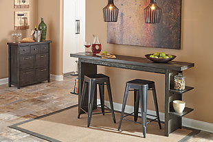 Lamoille Long Counter Table, , large