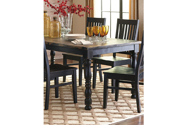 Clayco Bay Dining Room Table Large