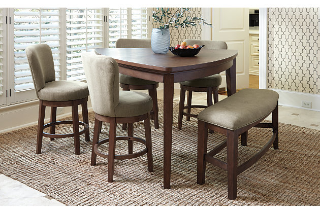 Elegant Mardinny Counter Height Dining Room Table Ashley Furniture Homestore,  Kitchen Ideas