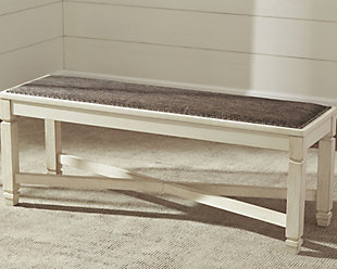 Bolanburg Dining Room Bench, Two-tone, rollover