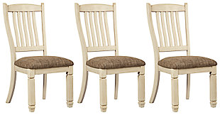 Bolanburg Single Dining Room Chair, Two-tone, large