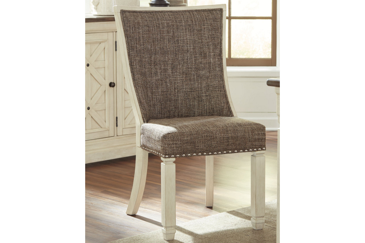Amazing Bolanburg Dining Room Chair Ashley Furniture Homestore Pabps2019 Chair Design Images Pabps2019Com