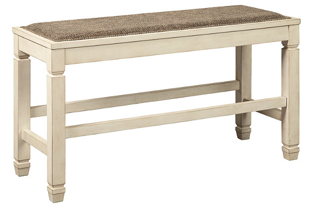 Bolanburg Counter Height Dining Bench, , large