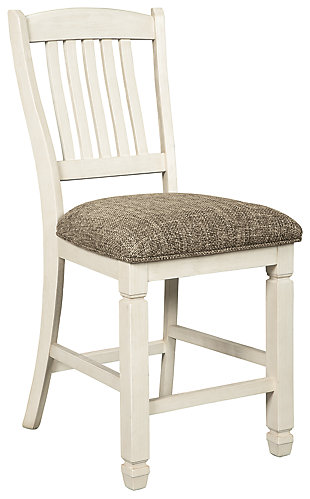Bolanburg Single Counter Height Bar Stool, Two-tone, large