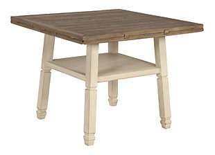 Bolanburg Counter Height Dining Room Table, , large