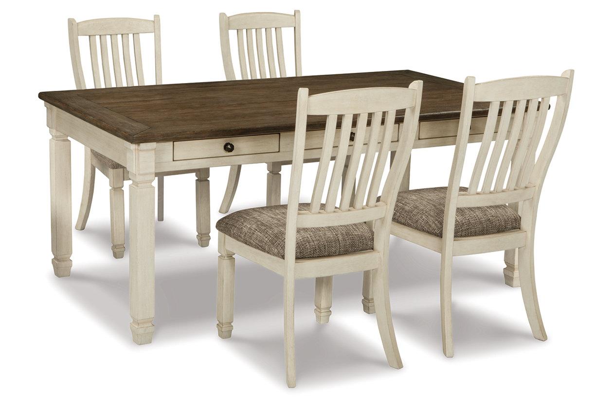 Bolanburg 5 Piece Dining Room Set Ashley Furniture Homestore