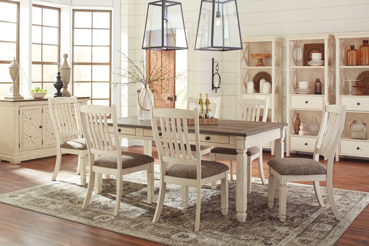 Bolanburg Dining Room Table | Ashley Furniture HomeStore